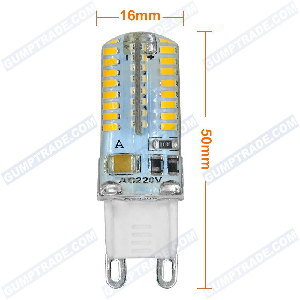 Dimmbar G9 3W=20W LED Lampe Glühbirne SMD 220-240V Leuchtmittel Energiesparlampe